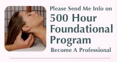 NCSAB 500 Hour Therapy Program