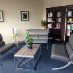 Lobby & Sitting Area of NCSAB